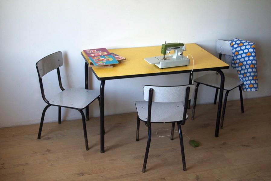 La Table En Formica Marche De La Mode Vintage