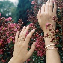 bague bracelets french queen