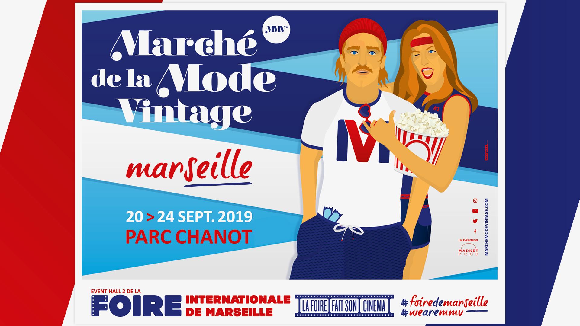 cheap for sale latest fashion buy sale Retour sur la 1ère édition à MARSEILLE! - Marché de la mode ...